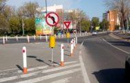 Redirijare trafic în Mamaia