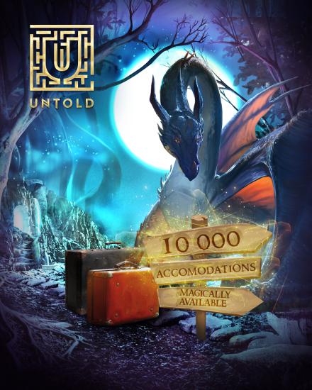 10.000 locuri de cazare pentru UNTOLD 2019!