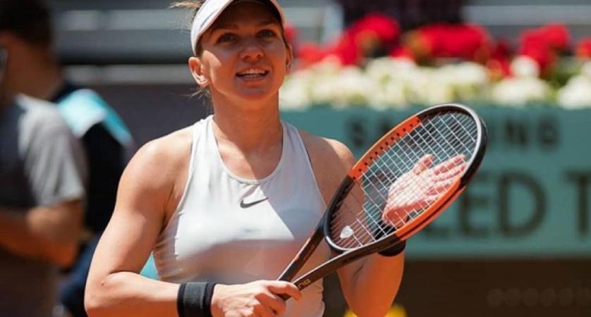 Simona Halep s-a calificat în turul 2 la Madrid