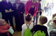 """""""Patrula de reciclare"""" a Grădiniței 33 Constanța a sărbătorit Ziua Europei"""