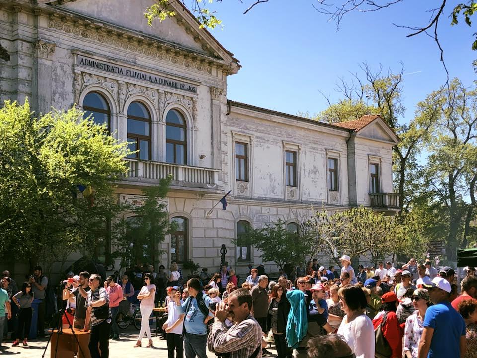 Mai, o lună plină de evenimente în județul Tulcea