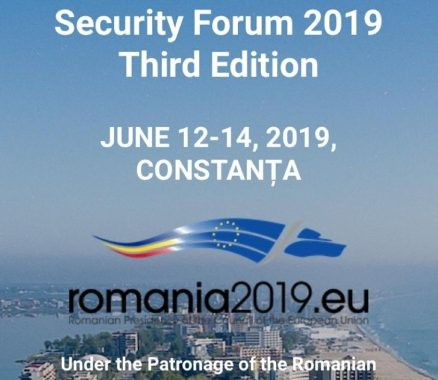 """Black Sea and Balkans Security Forum"" la Constanța"