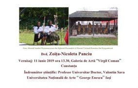 Săptămâna culturală cu artista Zoița -Nicoleta Panciu