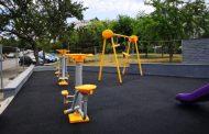 Covor antitraumă pentru locurile de joacă pentru copii