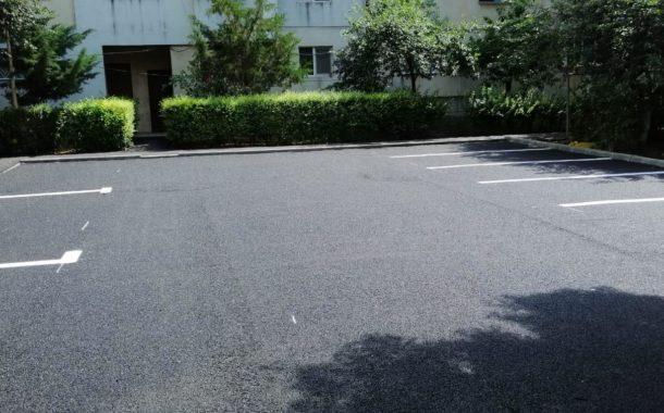 Amenajări noi locuri de parcare pentru constănțeni