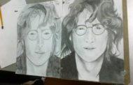 Desen cu emisfera dreaptă, la Constanța