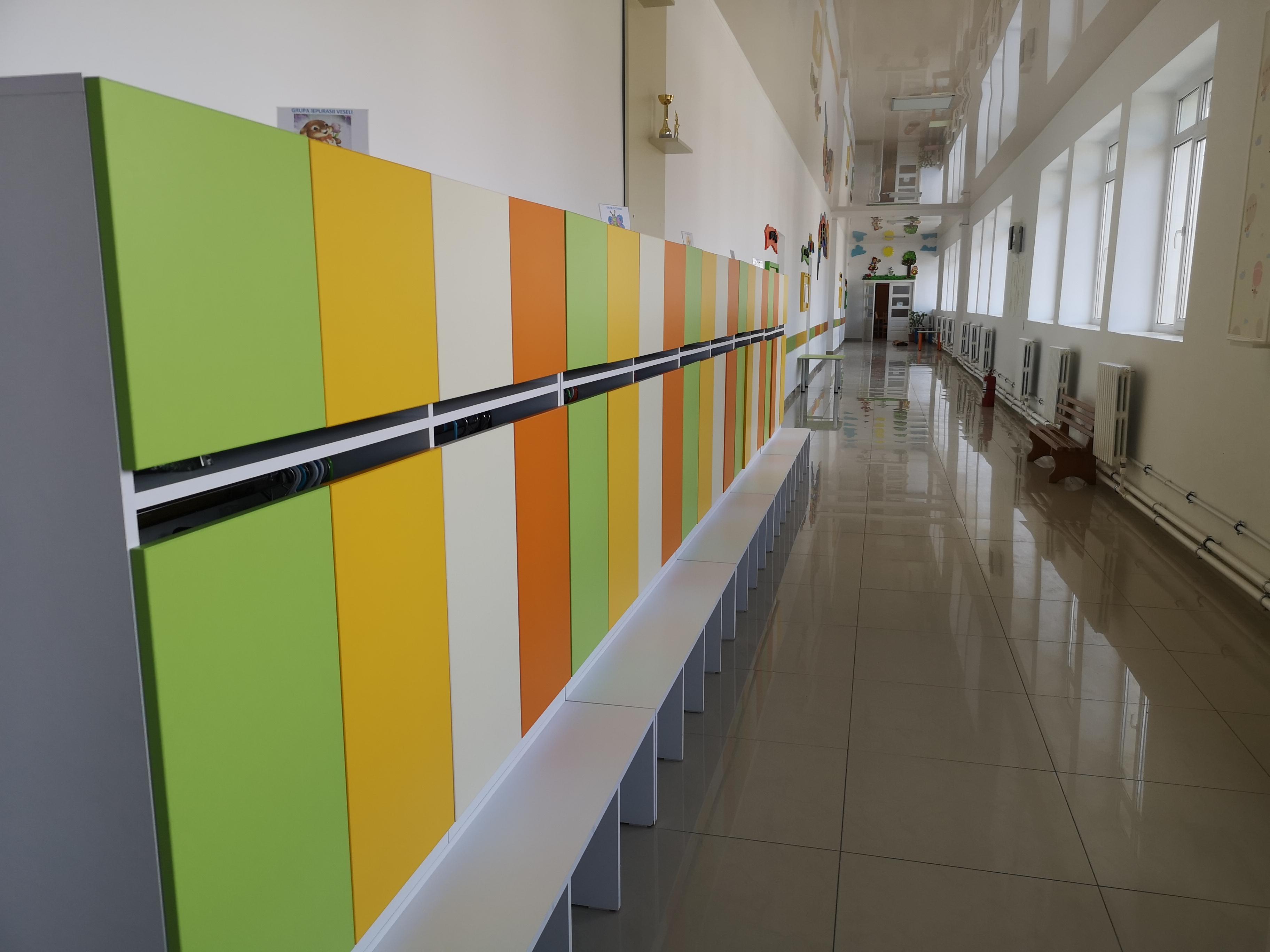 Lucrări de reabilitare și modernizare la Grădinița PP nr.2 din Constanța