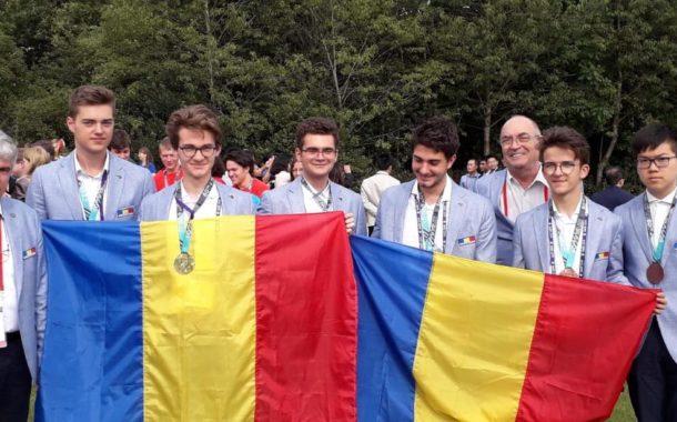 Medalie de aur la Olimpiada Internațională de Matematică pentru un elev din Constanța