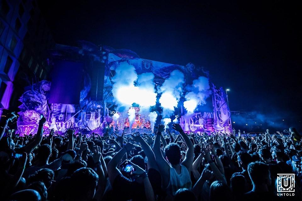 UNTOLD 2019. Sistem de plată, check-in și acces în festival