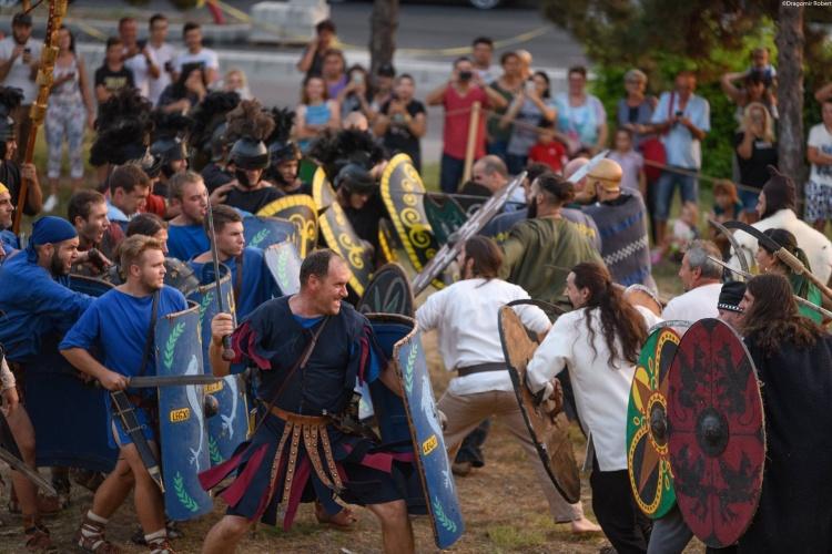 Programul Festivalului Antic Tomis 2019