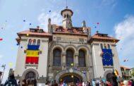 Festivitatea de deschidere a anului universitar 2020-2021, în Piaţa Ovidiu