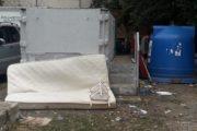 Deșeurile voluminoase sunt ridicate gratuit în baza unei solicitări