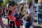 """Grădinița 33 Constanța a participat la Campania """"Mergi cu noi"""" în Săptămâna Europeană a Mobilității"""