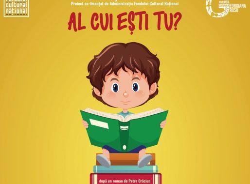 """""""Al cui ești tu?"""" – drama copiilor ai căror părinți sunt nevoiți să lucreze în străinătate, transpusă într-un proiect cultural"""