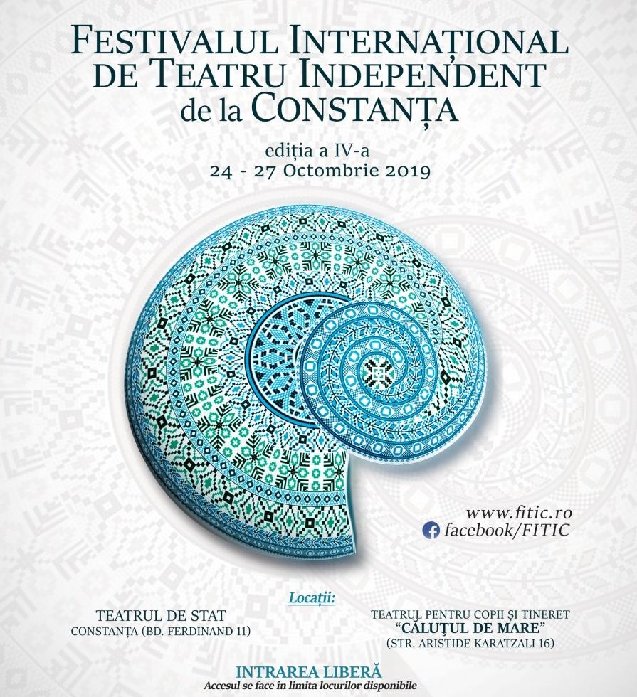 Festivalul Internaţional de Teatru Independent de la Constanța