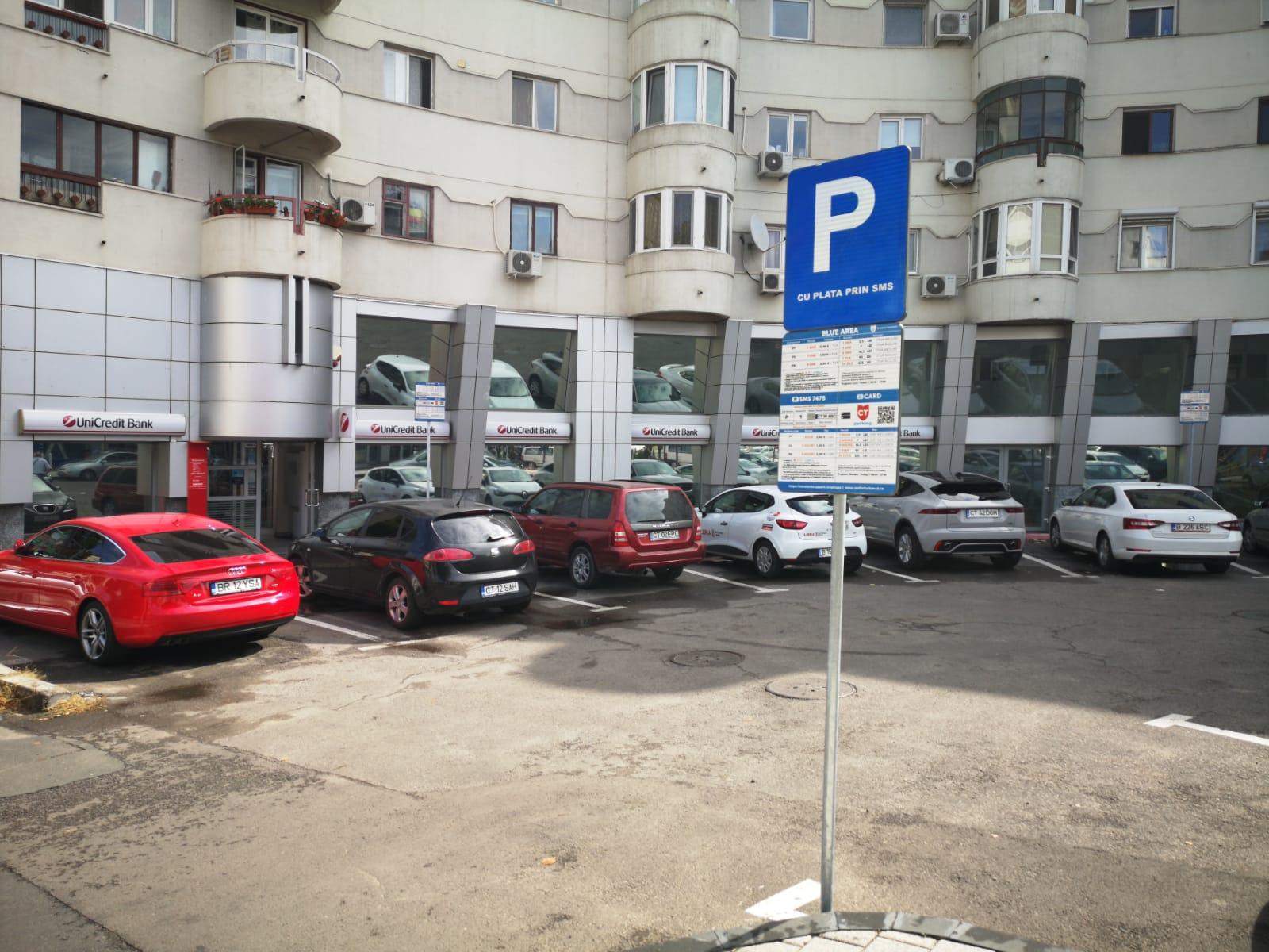 Parcări gratuite după ora 17:00, în mai multe zone din oraș