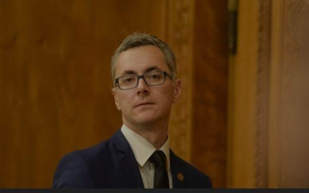 Stelian Ion ete candidatul USR la primăria municipiului Constanța
