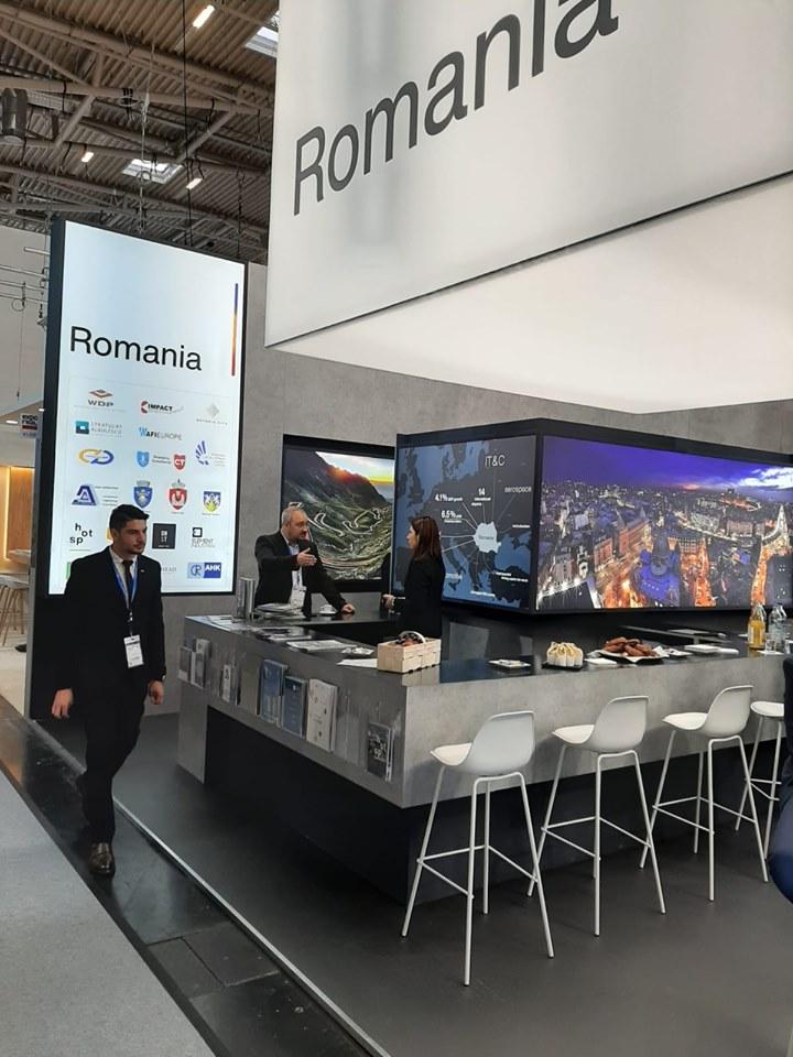Constanța prezentă la EXPO REAL Munchen 2019