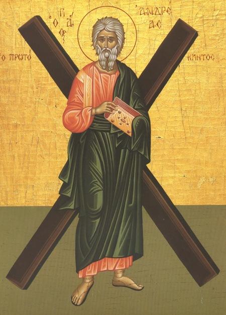 30 noiembrie - Sfântul Apostol Andrei