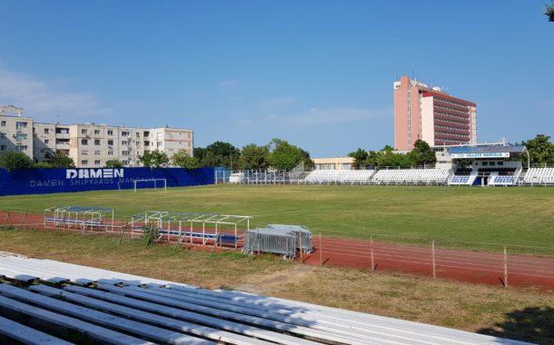 Stadionul central din Mangalia va fi modernizat
