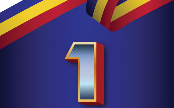 Ziua Națională a României, sărbătorită la Mangalia, prin ceremonial militar și religios