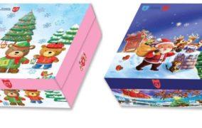 Surprize de Crăciun pentru preșcolarii și elevii constănțeni