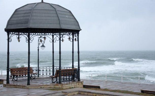 Cod galben de vremea severă la Constanța
