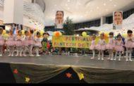 """Preșcolarii Grădiniței 33 Constanța premiați la Festivalul Județean """"Fantezii de toamnă"""""""