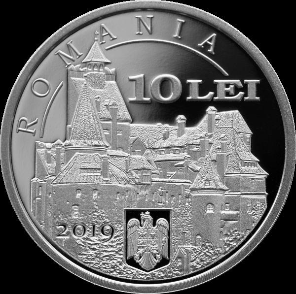 Banca Națională a Românieiva lansa o nouă monedă