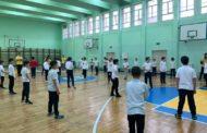 """Jocul de rugby nu mai are secrete pentru elevii de la Școala Gimnazială Nr. 29 """"Mihai Viteazul"""""""