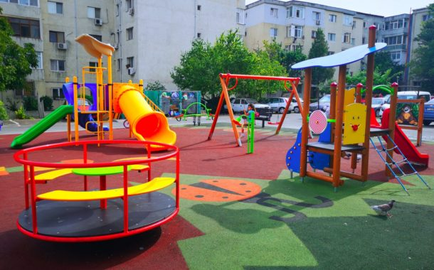 Reabilitare locuri de joacă în municipiul Constanța