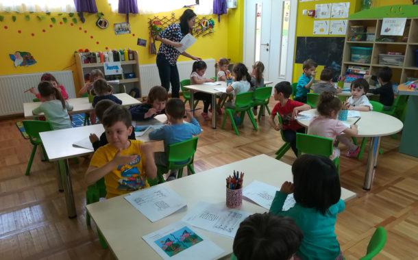 """Grădinițele se pot înscrie laConcursul Național """"OLIMPIADELE PREȘCOLARILOR"""""""