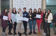 """Rezultate deosebite ale elevilor secției de coregrafie aColegiului Național de Arte """"Regina Maria"""""""