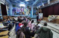 """Ziua Internaţională a Cititului Împreună, celebrată la Școala Gimnazială """"Lucian Grigorescu"""""""