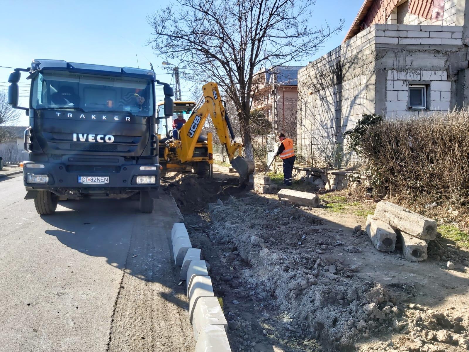 FOTO| Modernizare cartier Palazu Mare