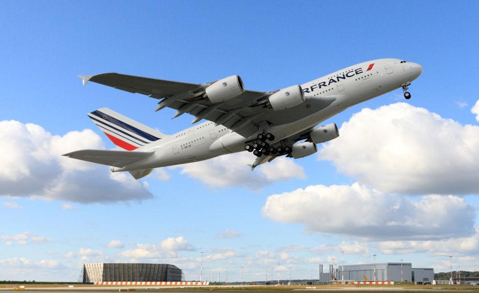 Air France ajustează cursele către SUA începând cu 14 martie 2020