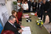 A fost semnat parteneriatul dintre Agenţia Guvernamentală Tika Modernizează și DGASPC Constanţa