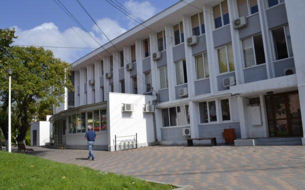 Primăria Mangalia limitează accesul publicului în clădire