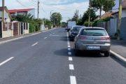 Lucrări de modernizare în Palazu Mare