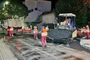 Recondiționare carosabil bulevardul Mamaia