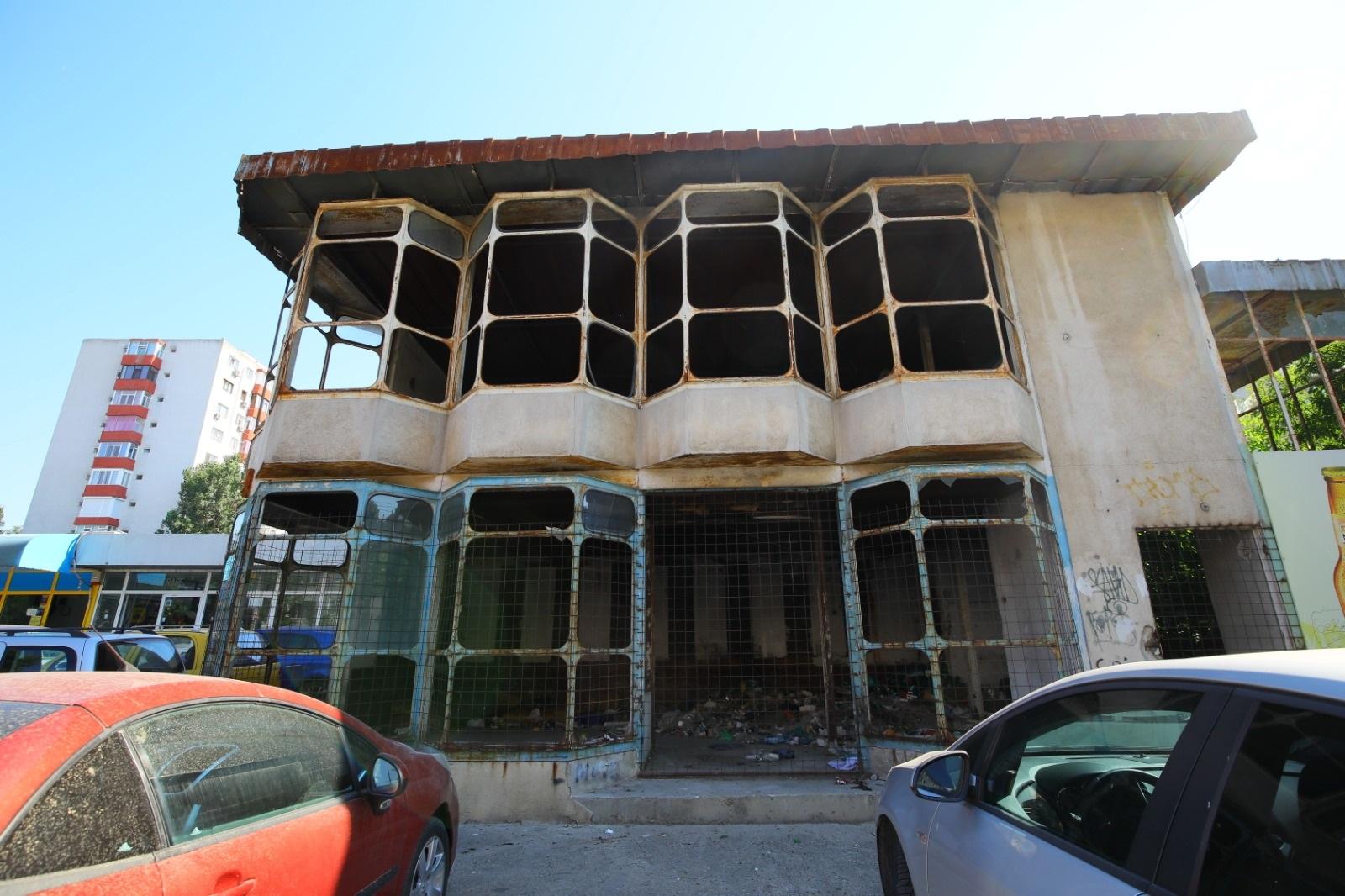 Municipiul Constanța este curățat de construcțiile abandonate și insalubre