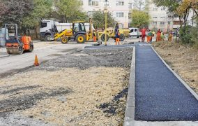 Atenție, constănțeni! Lucrări de asfaltare în mai multe locații din oraș!