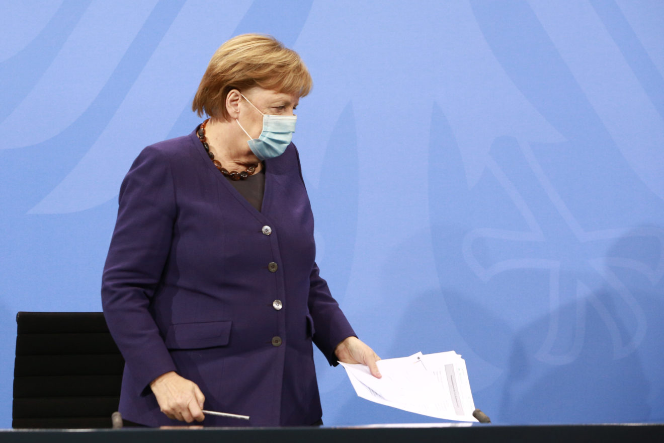 Germania prelungeşte şi înăspreşte restricţiile până la 31 ianuarie