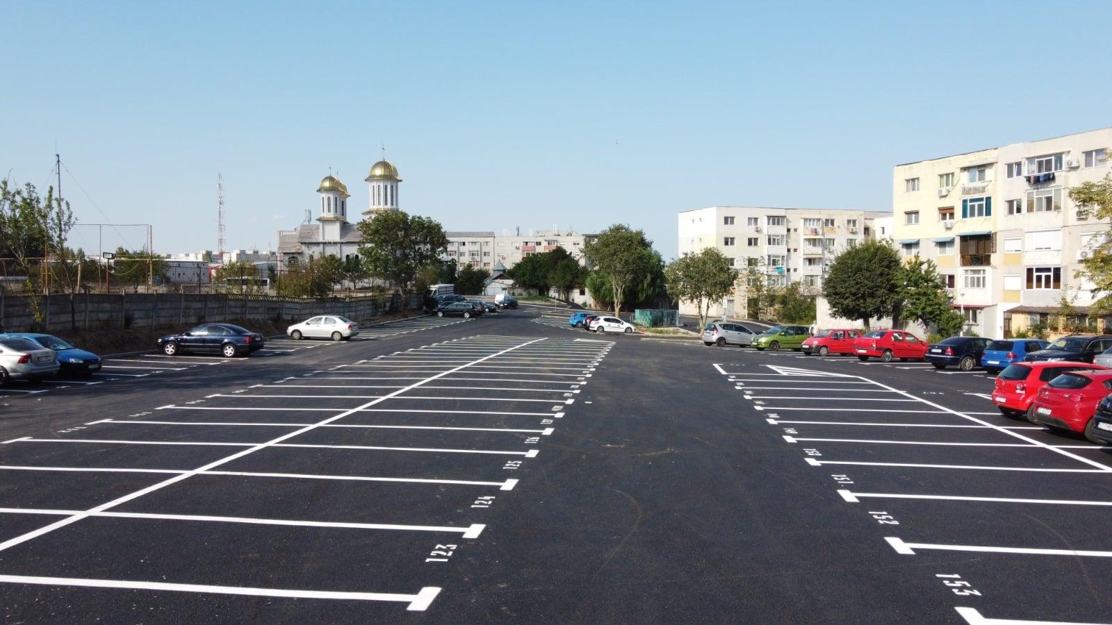 Cât plătesc constănțenii pentru rezervarea locului de parcare din fața blocului