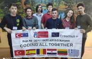 Proiectele Erasmus+ continuă la LTNB Medgidia!