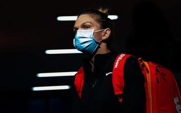 Simona Halep învinsă de Aryna Sabalenka