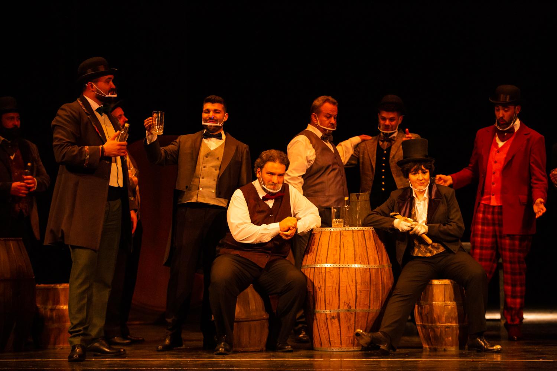 """""""Povestirile lui Hoffmann"""" în premieră la Constanţa la Teatrul Național de Operă și Balet """"Oleg Danovski"""""""
