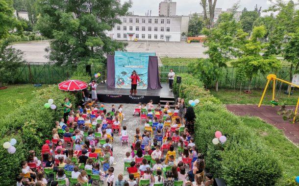Prichindeii de la Grădinița 33 Constanța au avut festivitatea de încheiere a anului școlar