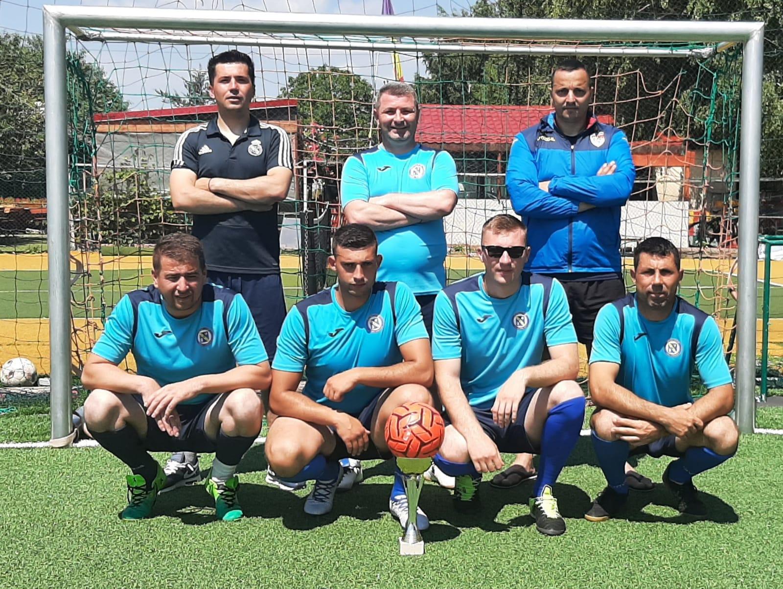 "CUPA  ""1 Iunie ""  la minifotbal"