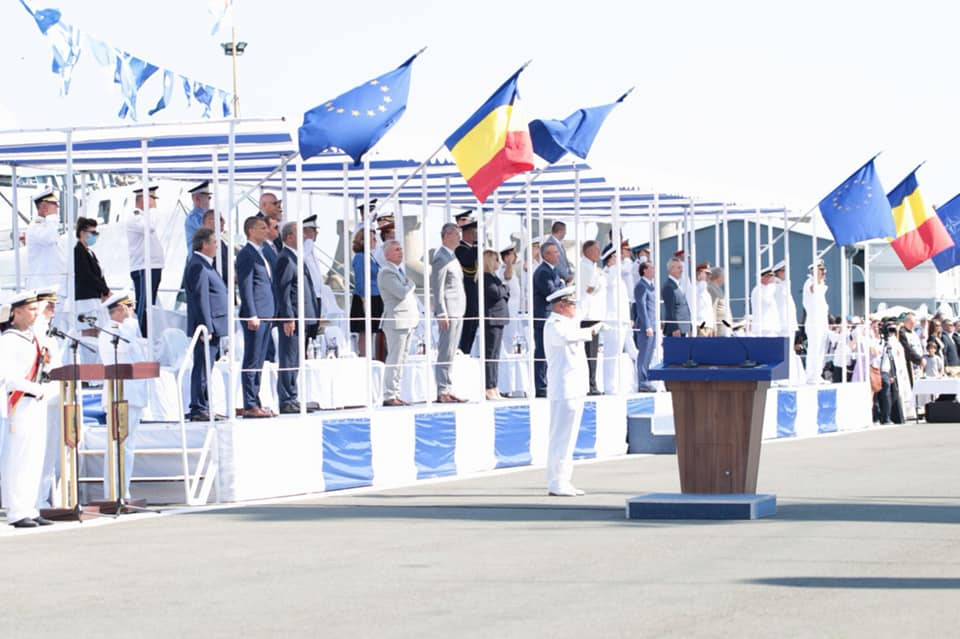 Ziua Marinei sărbătorită fără spectatori